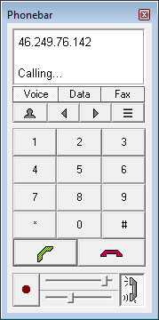 PFree PC-Telephone Call